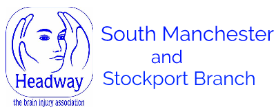 Headway South Manchester & Stockport Branch Logo